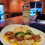 Seared Scallops with Rodney Strong Sauvignon Blanc